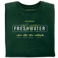 SAGE Freshwater deep green