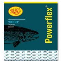 RIO Powerflex Trout Leader 12 ft.