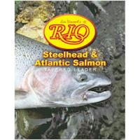 RIO Steelhead & Atlantic Salmon Leader 9ft.