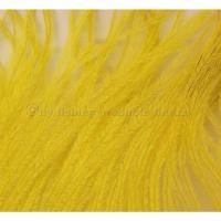 WAPSI Ostrich Plume Yellow OP006