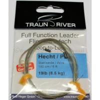 TRAUN RIVER Full Funktion Leader Hecht 6ft