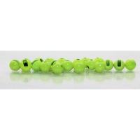 TRAUN RIVER Tungsten Beads fluo. gelb