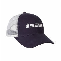 SAGE Trucker Hat blue