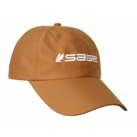 SAGE Ultra Light Long Bill Hat rust