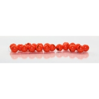 TRAUN RIVER Tungsten Beads fluo. Orange