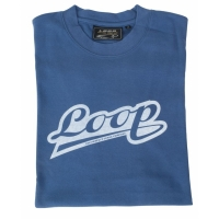 LOOP T-Shirt True Navy