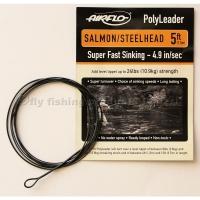 AIRFLO 5 ft. Polyleader Salmon/Steelhead SFS