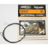 AIRFLO 5 ft. Polyleader Trout SFS