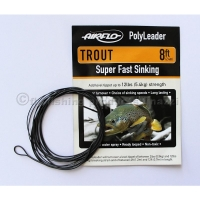 AIRFLO 8 ft. Polyleader Trout SFS