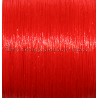 UNI-Floss Neon Chinese Red 80yds.
