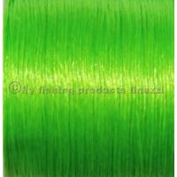 UNI-Floss Neon Hot Green 80yds.