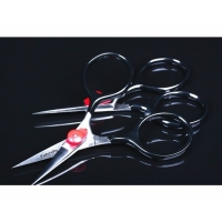 FUTURE FLY Razor Scissor Black/Red