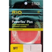 RIO Powerflex Plus Tapered Leader 9ft