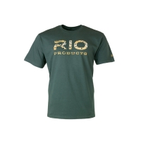 RIO Tee Shirt Brown Trout XL