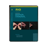 DVD Favorite Fly Fishing Knots (RIO)