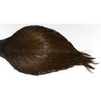 KEOUGH tyers Dry Fly Cape Dyed Olive/Griz