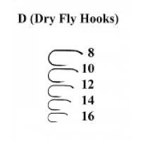 KNAPEK D Dry Fly