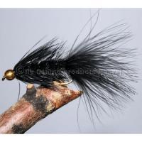 Beadhead Black Wooly Bugger