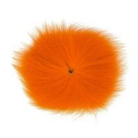 EUMER Arctic Fox Tail Hot Orange