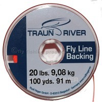 TRAUN RIVER Fly Line Backing