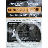 AIRFLO 10 ft. Polyleader Salmon/Steelhead Clear Int.