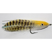 Silicon Mullet Yellow Grösse #5/0