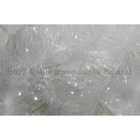 T.O.F. Glass Chenille Pearl