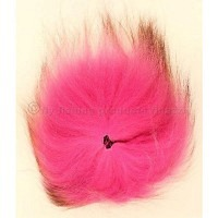 EUMER Arctic Fox Tail Pink