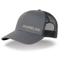 GUDELINE Retro Trucker Cap Charcoal/Black