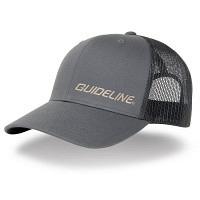 GUDELINE Retro Trucker Cap Charcoal/Black