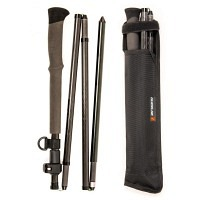 GUIDELINE Foldable Carbon Wading Staff