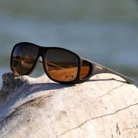 Cocoons Aufsatz-Polarisationsbrille Aviator