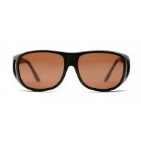 Cocoons Aufsatz-Polarisationsbrille Slim Line