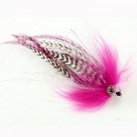 TRAUN RIVER Predator Candy Tube Pink/Grizzly